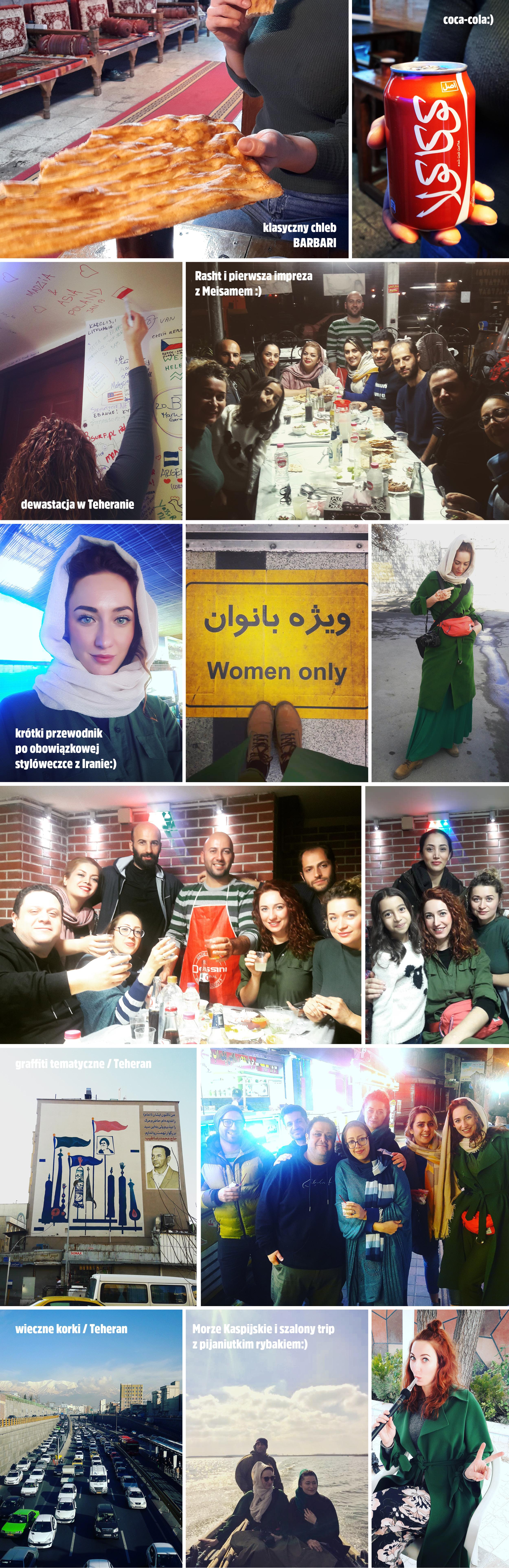 iran ludzie